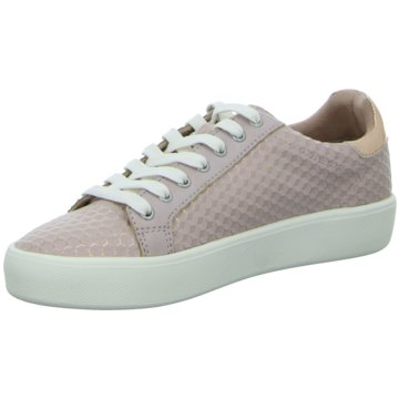 Tamaris Sneaker LowDa.-Schnürer rosa