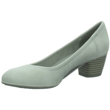 s.Oliver Flacher Pumps grau