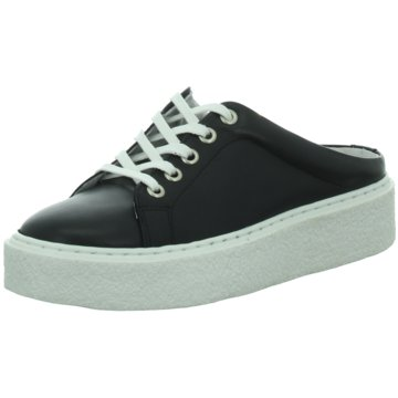 Online Shoes Mules Pantoletten schwarz