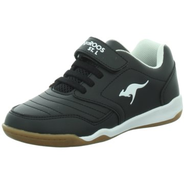 KangaROOS - 18271,jet black/ white -