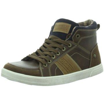 Montega Sneaker High braun