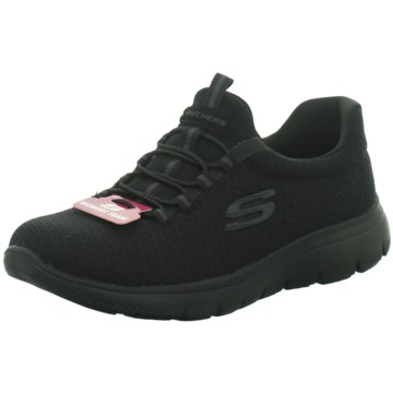 Skechers - -,black/black -
