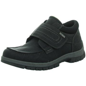 Montega Komfort Slipper schwarz