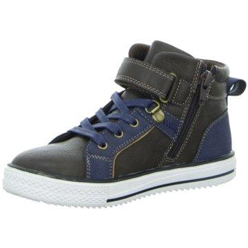 Montega Sneaker High schwarz