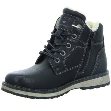 Tom Tailor Winterstiefel schwarz