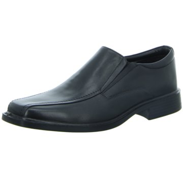 Longo Business Slipper schwarz