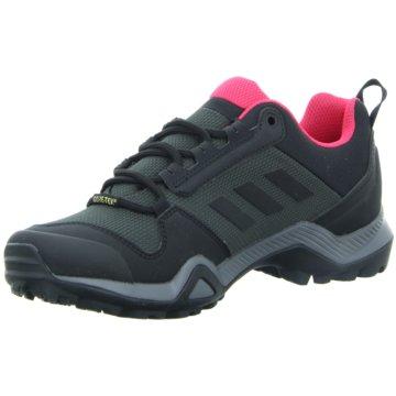 d86847f07cd5c9 adidas Outdoor SchuhTerrex AX3 GTX Women schwarz