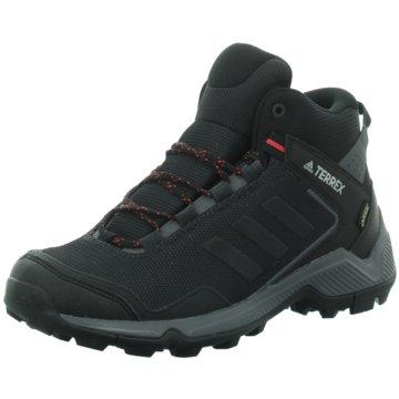 adidas Outdoor SchuhTERREX EASTRAIL MID GTX W - F36761 schwarz