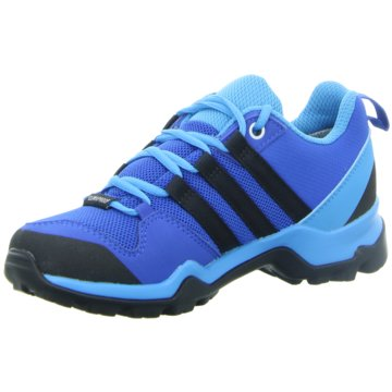 adidas Wander- & BergschuhTERREX AX2R CP K - BC0675 blau