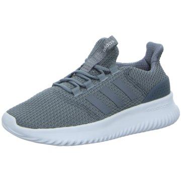 adidas RunningCloudfoam Ultimate Schuh - B75676 grau