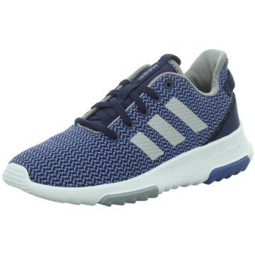 adidas Sneaker LowCloudfoam Racer TR Schuh - DB1862 blau