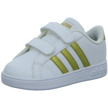 adidas Sneaker LowBaseline Schuh - AC7438 weiß