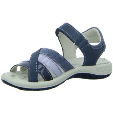 Imac Offene Schuhe blau