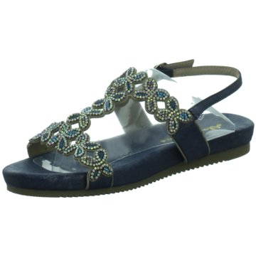 Vizgar Sandale blau