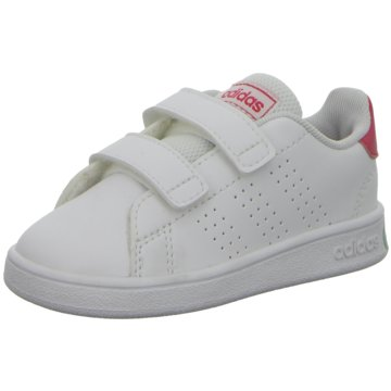 adidas Sneaker LowADVANTAGE I - EF0300 weiß