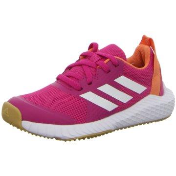 adidas HallenschuheFortaGym K pink
