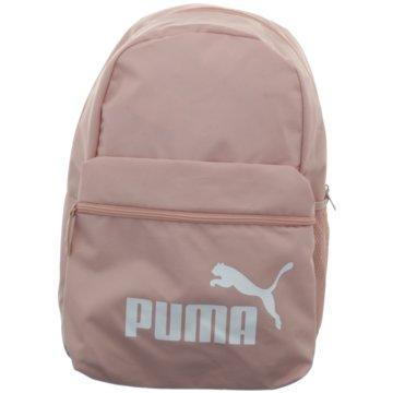 Puma Tagesrucksäcke rosa