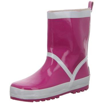 Playshoes Gummistiefel pink