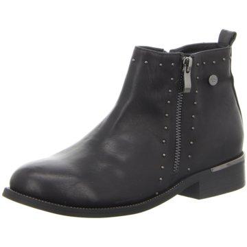 XTI Ankle Boot schwarz