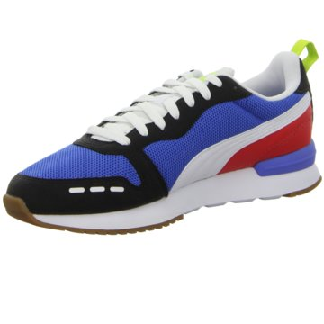Puma Sneaker LowR78 Runner blau