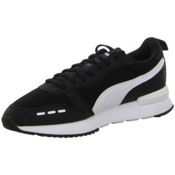 Puma Sneaker Low R78 - 373117 schwarz