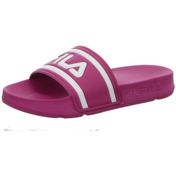 Fila BadelatscheMORRO BAY SLIPPER 2.0 rot