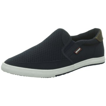 Tom Tailor Slipper blau