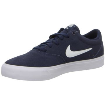 Nike Sneaker LowNike SB Charge Suede Skate Shoe - CT3463-401 blau