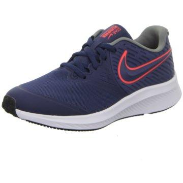 Nike Sneaker LowSTAR RUNNER 2 - AQ3542-405 blau