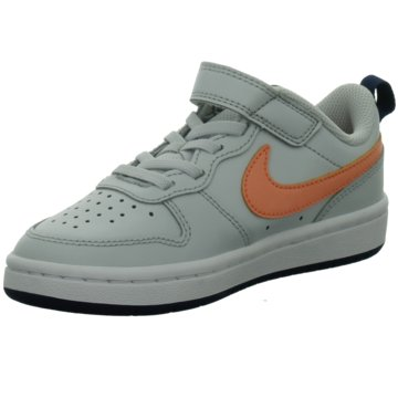 Nike Sneaker LowNike Court Borough Low 2 Little Kids' Shoe - BQ5451-009 grau