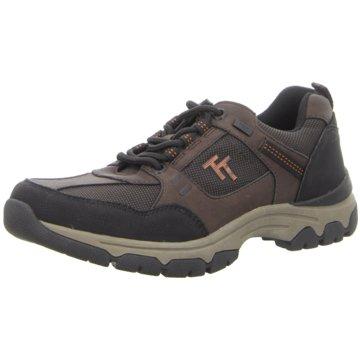 Tom Tailor Outdoor Schuh braun