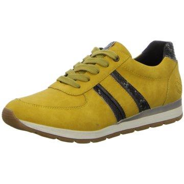 Firence Sneaker Low gelb