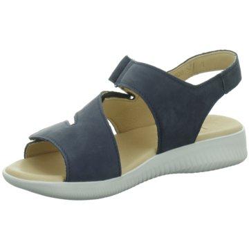 Legero Komfort SandaleFantastic blau