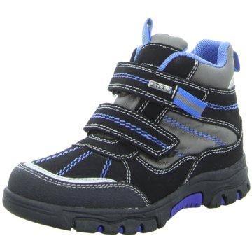 Montega Shoes & Boots Klettstiefel schwarz