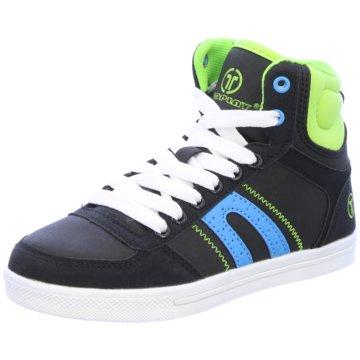 Fight Sneaker High schwarz