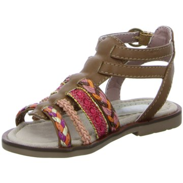 Pep Step Offene Schuhe braun