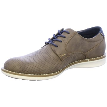 Montega Shoes & Boots -  braun