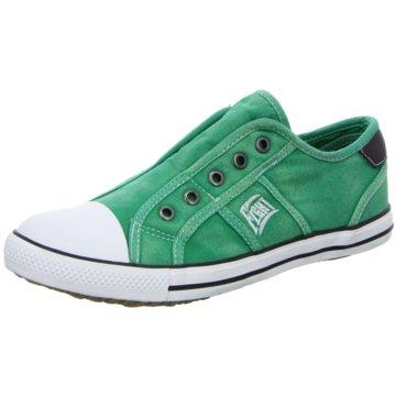 Fight Sneaker Low grün