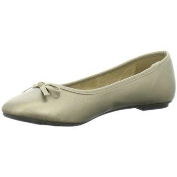Pep Step Klassischer Ballerina gold