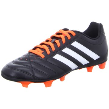 Adidas Nocken-Sohle schwarz