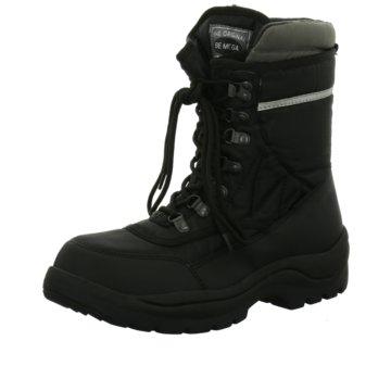 Montega Shoes & Boots Winterboot schwarz