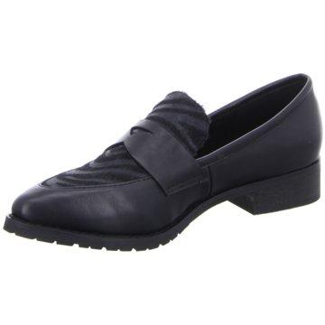 Pep Step Komfort Slipper schwarz