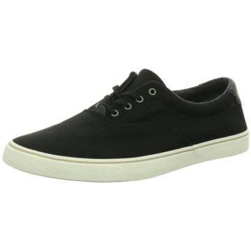 Clarks Sneaker Low schwarz