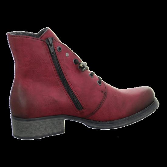 Rieker Damen Boot rot Y9730 35