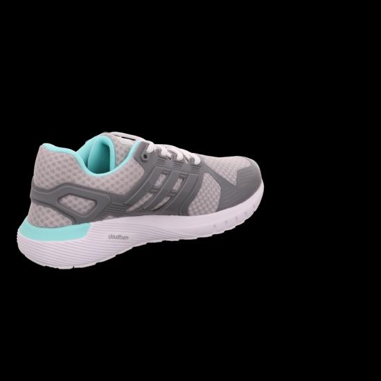 adidas Duramo 8 Damen Laufschuhe Running grau blau Laufschuhe