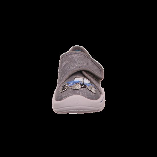 Superfit,Jungen Hausschuhe Benny 4 00298 20,grau Shoes for