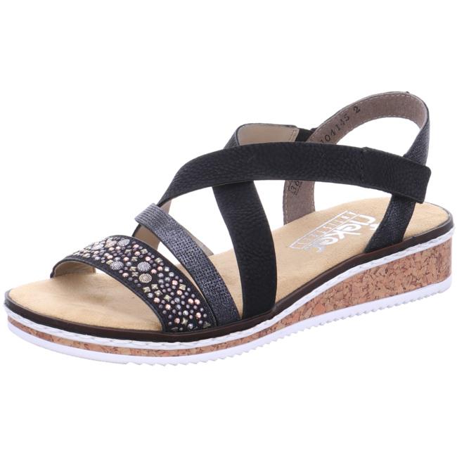 suche rieker sandalen