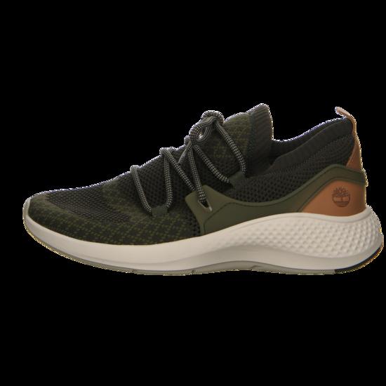TIMBERLAND Sneaker FlyRoam Go Knit in khaki Sandalen komfort