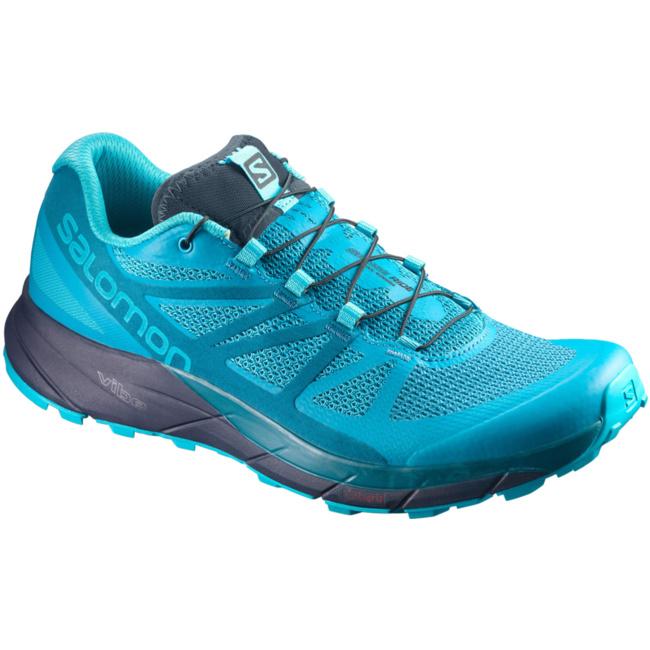 Sense Ride Damen Laufschuhe Running blau Preis-Leistungs-, L39847700  von Salomon--Gutes Preis-Leistungs-, blau es lohnt sich 15e87f