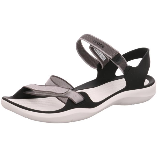 Swiftwater Webbing Sandale W 204804-101 Komfort Sandalen von CROCS--Gutes Preis-Leistungs-, es lohnt sich
